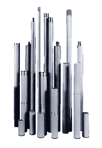 ASCO sintered metal cartridges