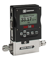 Thermal flow measurement